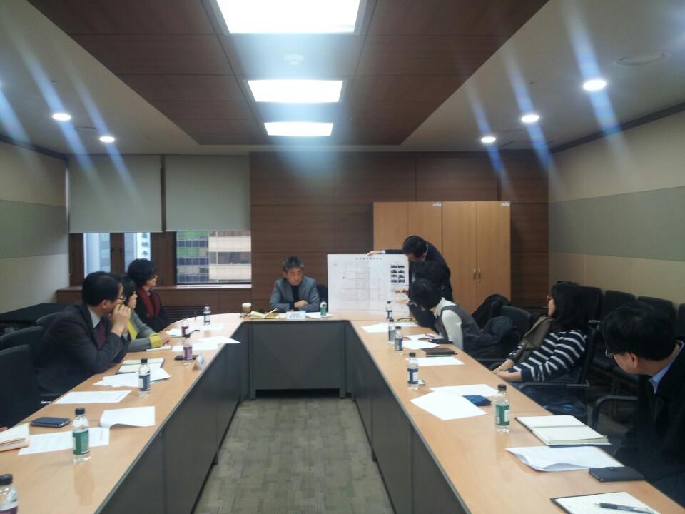 제2차 실무회의(2015년 3월 3일)를 진행하였습니다.
